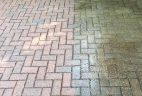 driveway cleaning Corby