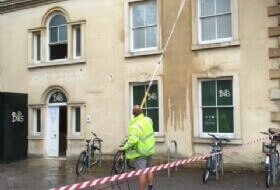 Building cleaning Bedford, Bedfordshire