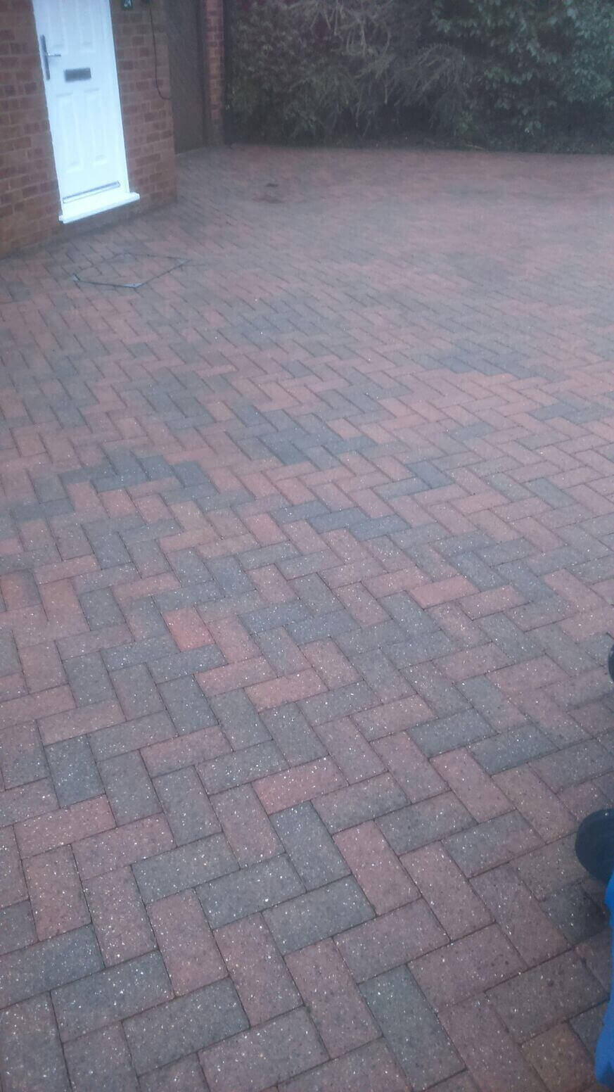 House and Block Paving cleaning Milton Keynes, Buckinghamshire