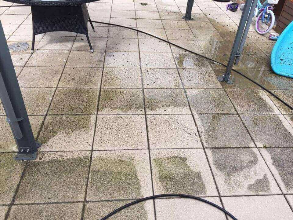 Patio Cleaning Aylesbury, Buckinghamshire