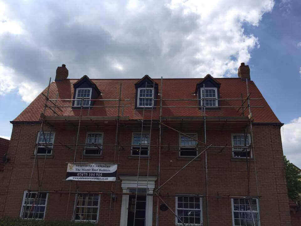 Roof Cleaning & Moss Removal Aylesbury, Buckinghamshire