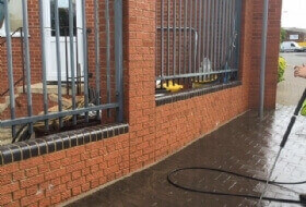 Power Washing Milton Keynes