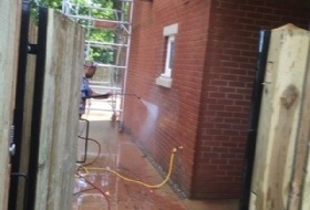 Jet Washing Milton Keynes